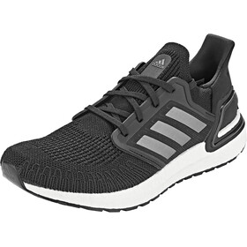 adidas Ultraboost 20 Scarpe Uomo, core black/night metal/footwear white